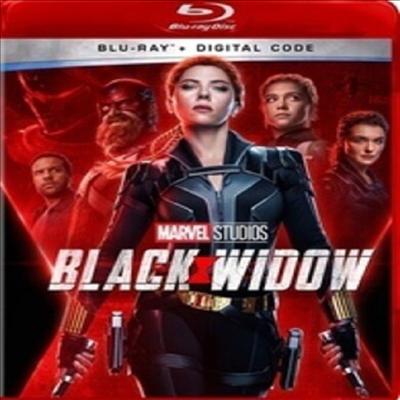 Black Widow (블랙 위도우)(한글무자막)(Blu-ray)