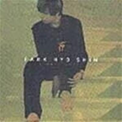 박효신 2집 초판 CD 형광색알판