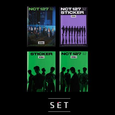 엔시티 127 (NCT 127) 3집 - Sticker [SET]