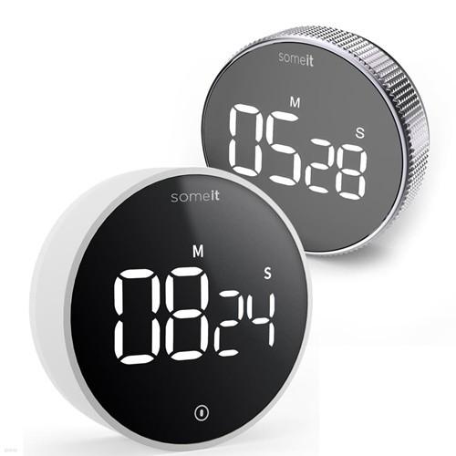 썸잇 LED 디지털 타이머 주방 쿠킹 타이머 ST-2100