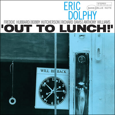 Eric Dolphy (에릭 돌피) - Out To Lunch [LP]