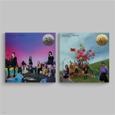 [미개봉] 레드벨벳 (Red Velvet) / Queendom (6th Mini Album) (Queens Ver./커버 2종 중 랜덤발송)