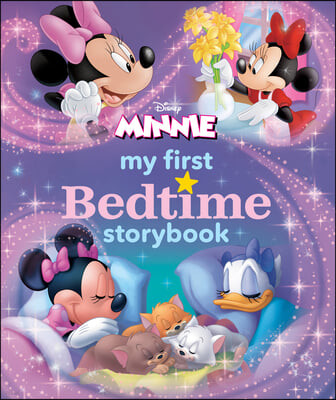 My First Minnie Mouse Bedtime Storybook