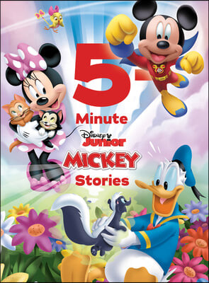 5-Minute Disney Junior Mickey Stories