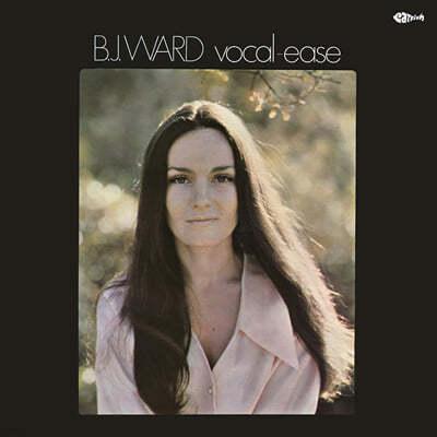 B.J.Ward (비제이 워드) - Vocal Ease [실버 컬러 LP]