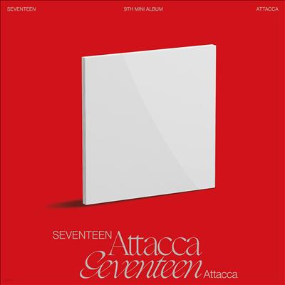 세븐틴 (Seventeen) - Attacca (9th Mini Album) (Op. 3)(CD)