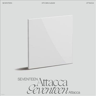 세븐틴 (Seventeen) - Attacca (9th Mini Album) (Op. 2)(CD)