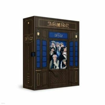 BTS 방탄소년단 매직샵 Magic shop 5th muster DVD