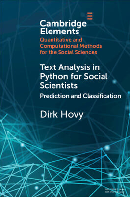 Text Analysis in Python for Social Scientists