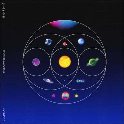 Coldplay (콜드플레이) - 9집 Music Of The Spheres