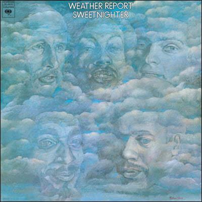 Weather Report (웨더 리포트) - Sweetnighter [블루 앤 화이트 마블 컬러 LP]