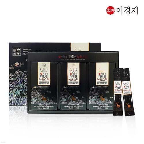 [래오이경제] 더힘찬 녹용스틱 (10g*30포)