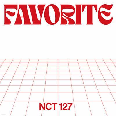 엔시티 127 (NCT 127) 3집 - 리패키지 : Favorite [커버 2종 중 1종 랜덤 발송]