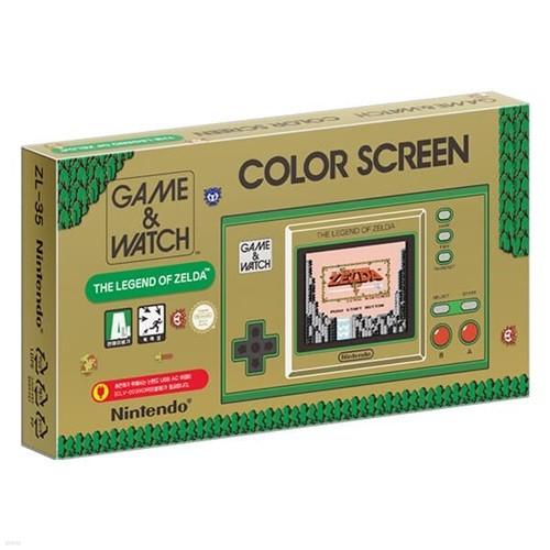 [닌텐도][게임&워치]Game&Watch 젤다의전설