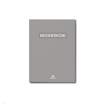 더보이즈 (The Boyz) - MAVERICK [STORY BOOK ver.]