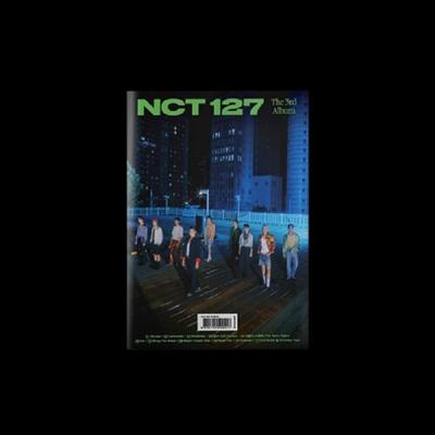 엔시티 127 (NCT 127) - 3rd Album Sticker (Seoul City Ver)(CD)