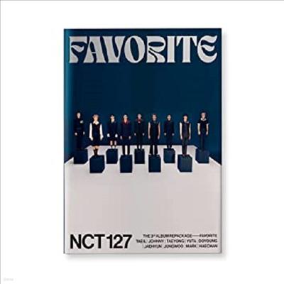 엔시티 127 (NCT 127) - 3rd Album Repackage Favorite (Classic Ver)(CD)