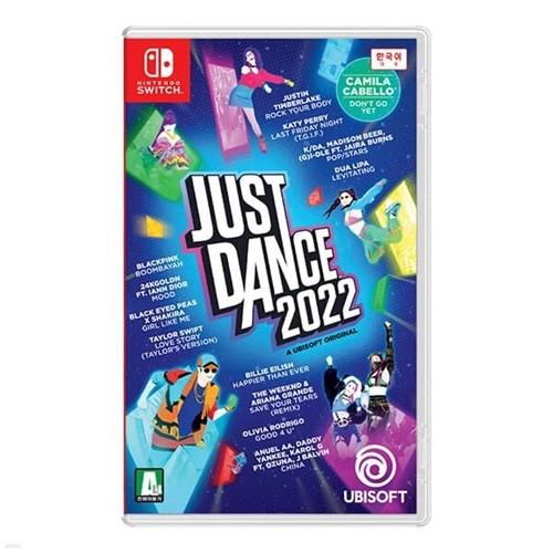 [닌텐도 스위치] 저스트 댄스 2022