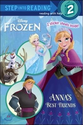 Frozen : Anna's Best Friends