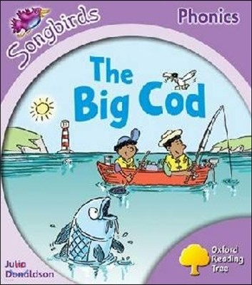 Oxford Reading Tree: Stage 1+: More Songbirds Phonics: the B