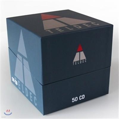 텔덱 컬렉션 (The Teldec Collection) [50CD 초도한정반]