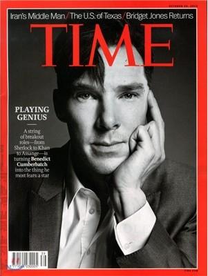 Time (주간) - Asia Ed. 2013년 10월 28일