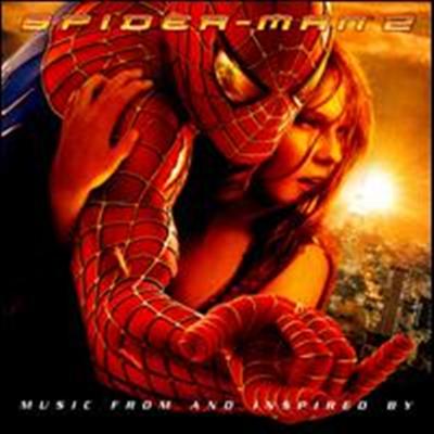 O.S.T. - Spider-Man 2 (스파이더 맨 2) (Soundtrack)