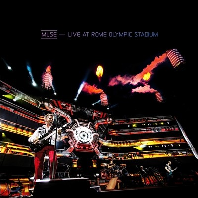 Muse - Live At Rome Olympic Stadium (뮤즈 로마 올림픽 스타디움 라이브)