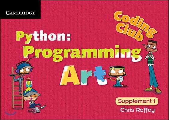 Coding Club Python: Programming Art Supplement 1