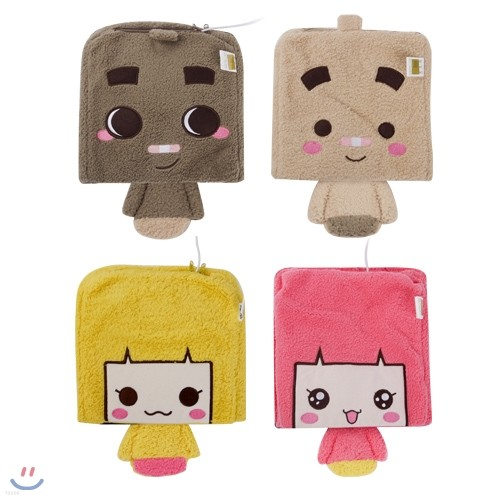 이상한나라마을 USB 온열 마우스패드&손목쿠션