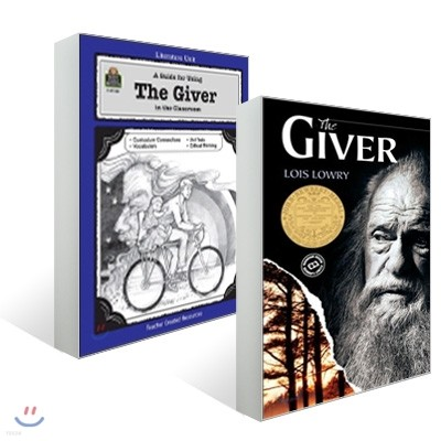 The Giver (Book & Study Book)