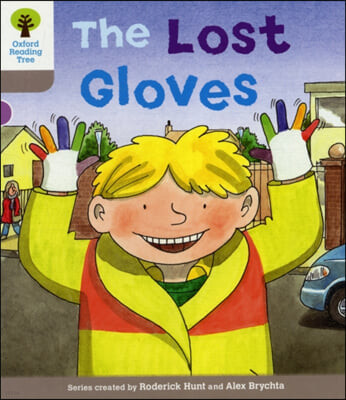 Oxford Reading Tree: Level 1: Decode and Develop: The Lost G