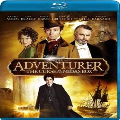 Adventurer: Curse of the Midas Box (머라이어 먼디 앤드 더 미다스 박스) (한글무자막)(Blu-ray) (2013)