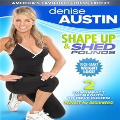 Shape Up & Shed Pounds (샤프 업 앤 쉐드 파운즈) (지역코드1)(한글무자막)(DVD)