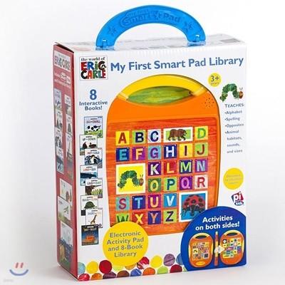 My First Smart Pad Library : Eric Carle 에릭칼 스마트패드 사운드북