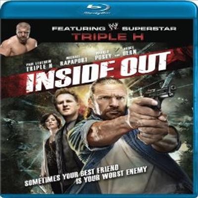 Inside Out (인사이드 아웃) (한글무자막)(Blu-ray) (2011)