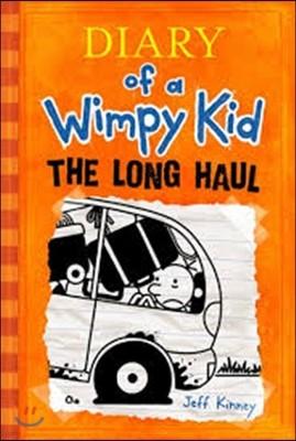 Diary of a Wimpy Kid #9 : The Long Haul (미국판)