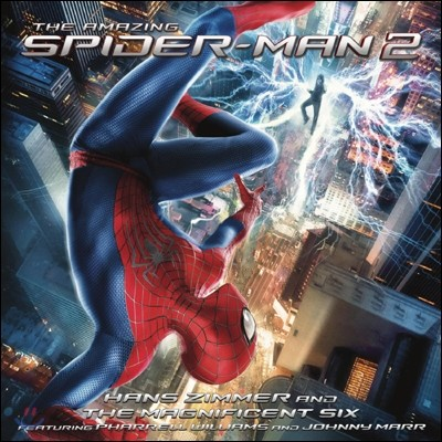 The Amazing Spider-Man 2 (어메이징 스파이더맨 2) OST (Limited POP Card Edition)
