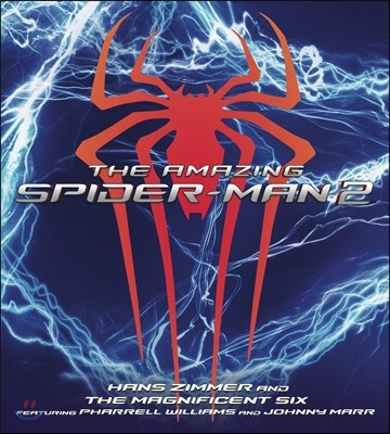 The Amazing Spider-Man 2 (어메이징 스파이더맨 2) OST (Deluxe Edition)