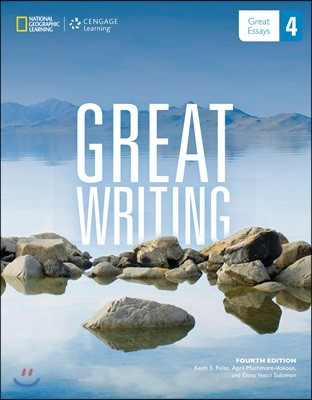 Great Writing 4 : Student book, 4/E