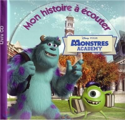 Monstres Academy (+CD)