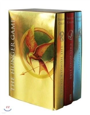 The Hunger Games Box Set : Foil Edition