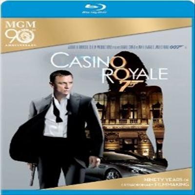 Casino Royale (007 제21탄 - 카지노 로얄) (한글무자막)(Blu-ray) (2013)