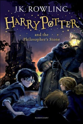 Harry Potter and the Philosopher's Stone (영국판)