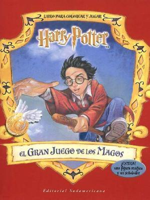 Harry Potter El Gran Juego - Para Colorear