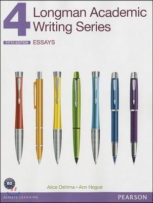 Longman Academic Writing Series 4, 5/E