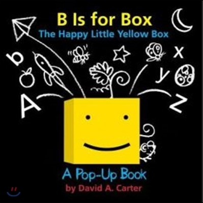 B Is for Box - The Happy Little Yellow Box