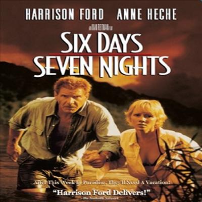 Six Days, Seven Nights (식스 데이 세븐 나잇) (1998)(지역코드1)(한글무자막)(DVD)