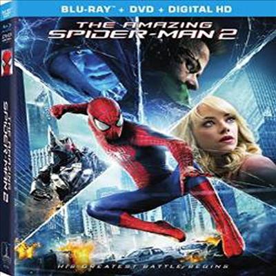 The Amazing Spider-Man 2 (어메이징 스파이더맨 2) (한글무자막)(Blu-ray)