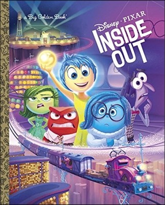Disney Pixar Inside Out : A Big Golden Book